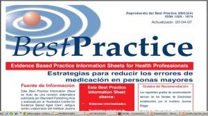 Bestpracticeerrores