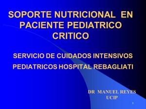 SOPORTE NUTRICIONAL UCIP HNERM