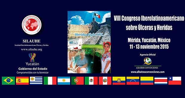 VIII Congreso Iberolatinoamericano sobre Ulceras y Heridas.